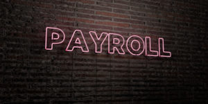 Payroll Brick Wall