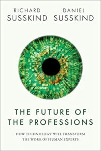 The future of the professions book